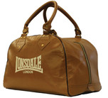 View the Lonsdale Authentic Classic Leather Holdall online at Fight Outlet