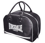 View the Lonsdale Cruiser Gym Holdall, Black online at Fight Outlet
