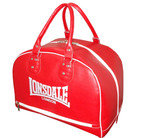 View the Lonsdale Cruiser Gym Holdall, Red online at Fight Outlet