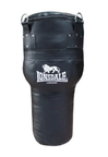 View the Lonsdale Cruiser Leather Style Angle Bag 28kg online at Fight Outlet