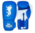 View the Lonsdale Cruiser Training Gloves, Hook and Loop, Blue online at Fight Outlet