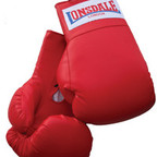 Lonsdale Oversized Boxing Gloves