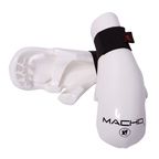 View the Macho Dyna Punch White online at Fight Outlet