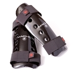 View the Macho Dyna Shinguard Black online at Fight Outlet