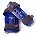 View the Macho Dyna Shin Blue online at Fight Outlet