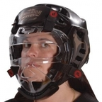 View the Macho Warrior Face Shield online at Fight Outlet