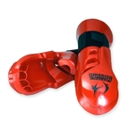View the Macho Warrior Punch Red online at Fight Outlet