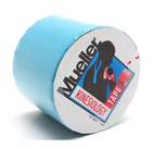 View the Mueller Kinesiology Tape Blue online at Fight Outlet