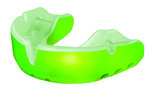 View the 'OPRO' Gold Mouthguard Green/White  online at Fight Outlet