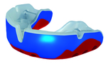 View the 'OPRO' Platinum Mouthguard Blue Red Pearl online at Fight Outlet