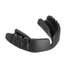 View the Opro Snap-Fit Mouth Guard Junior Jet Black online at Fight Outlet