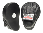 View the Pro Box 'BLACK COLLECTION' Leather/PU Hook & Jab Pads online at Fight Outlet