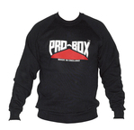 View the Pro Box Black Sweat Top online at Fight Outlet