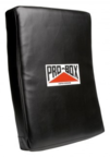 View the Pro Box Curved Strike Shield Black  online at Fight Outlet