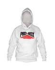 View the Pro Box Grey Hooded Sweat Top online at Fight Outlet