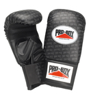 Pro Box 'LOGO' Pre-shaped Punch Bag Mitts PU