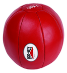 View the Pro Box Leather Medicine Ball 7kg Red  online at Fight Outlet