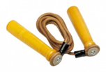 View the Pro Box Leather Speed Rope 7FT/8FT/9FT/10FT  online at Fight Outlet