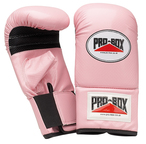 Pro Box 'PINK COLLECTION' PU Punch Bag Mitts