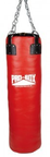 View the Pro Box 'RED' Super Heavy 4ft Leather Punch Bag  online at Fight Outlet