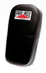 View the Pro Box Vinyl Thai Pad Black online at Fight Outlet