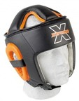 View the Pro Box Xtreme Collection PU Headguard online at Fight Outlet