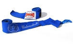 View the Sandee 2.5m Stretch Cotton Hand Wraps Blue online at Fight Outlet