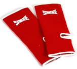 View the Sandee Premium Ankle Supports Red/White online at Fight Outlet