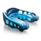View the Shock Doctor Mouthguard Gel Max 2 Blue online at Fight Outlet