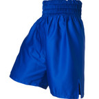 View the Suzi Wong Blue Boxing Shorts online at Fight Outlet