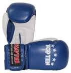 View the Top Ten Boxing Gloves NB II 10oz Blue/White  online at Fight Outlet