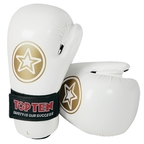 View the Top Ten Star Pointfighter Gloves White online at Fight Outlet