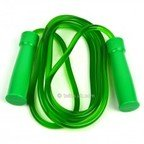 View the Twins Green Heavy Rubber Bearing Skipping Rope online at Fight Outlet