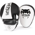 View the Venum Cellular 2.0 Focus Mitts Black/White online at Fight Outlet