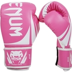 View the Venum Challenger 2.0 Boxing Gloves Pink online at Fight Outlet