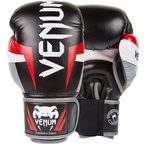 View the Venum Elite Adult Boxing Gloves Black online at Fight Outlet