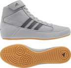 View the Adidas Havoc Kids Lace Boxing Boot Grey online at Fight Outlet