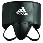 View the Adidas Hybrid Pro Men's Groin Guard Black online at Fight Outlet