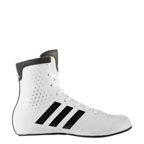 View the Adidas KO Legend 16.2K Kids Boxing Boot White/Black online at Fight Outlet