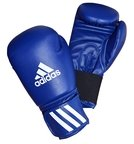 View the Adidas Speed 50 Boxing Gloves Blue online at Fight Outlet