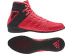 View the Adidas Speedex 16.1 Boxing Boots Black Red online at Fight Outlet