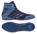 View the Adidas Speedex 16.1 Boxing Boots Blue online at Fight Outlet
