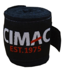 View the Cimac Hand Wraps, Black online at Fight Outlet