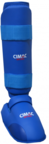 View the Cimac Shin And Removable Instep Pads, Blue online at Fight Outlet