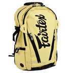 View the Fairtex BAG8 Compact Back Pack Desert online at Fight Outlet