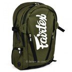View the Fairtex BAG8 Compact Back Pack Jungle online at Fight Outlet