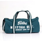 View the Fairtex Bag9 Retro Style Barrel Gym Bag online at Fight Outlet