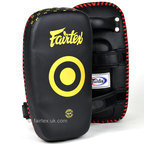 View the KPLC5 Fairtex Light Weight Thai Kick Pads online at Fight Outlet
