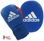 Adidas Boxing Gloves And Focus Mitts Set Kids