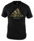 View the Adidas Boxing T-Shirt online at Fight Outlet
